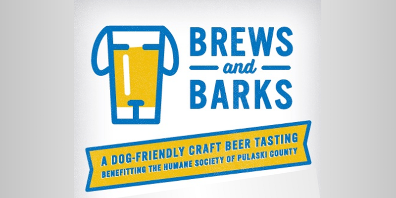 Brews and Barks Dog Friendly Little Rock